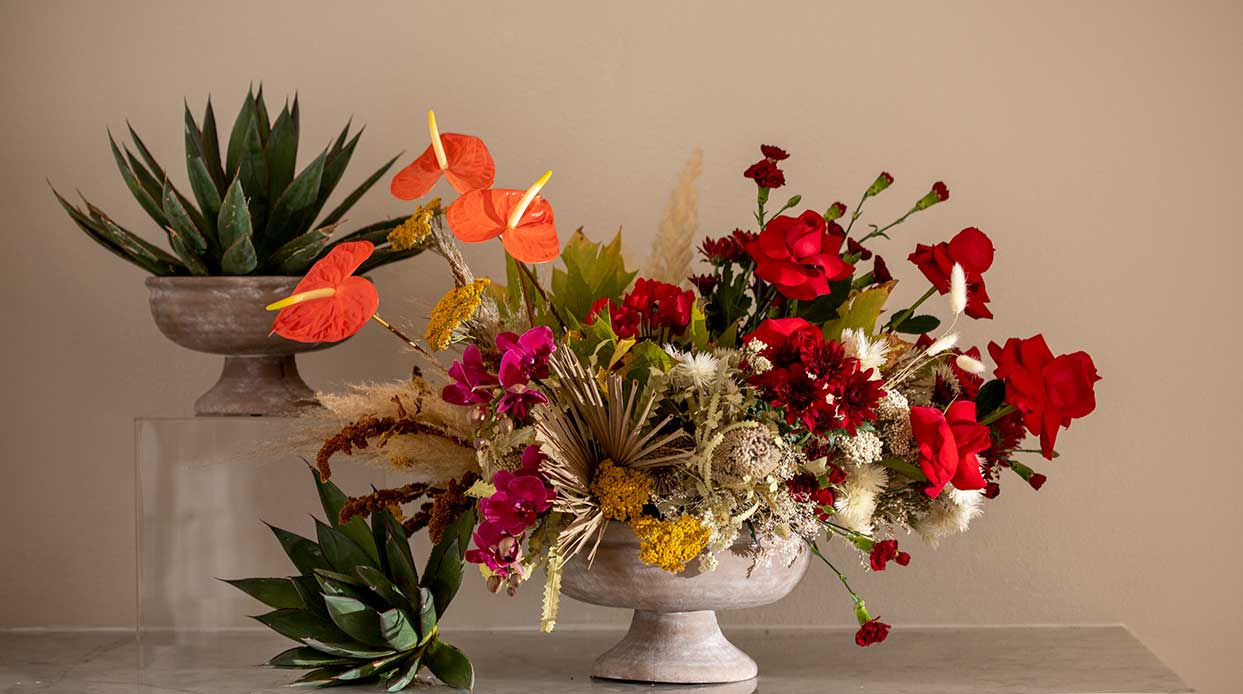 Design A Fall Floral Arrangement With Our Step By Step Tutorial Phoenix Home Garden