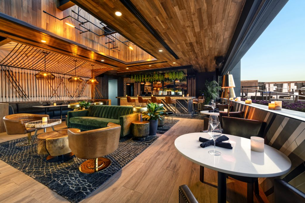 Cottontail Lounge in Scottsdale