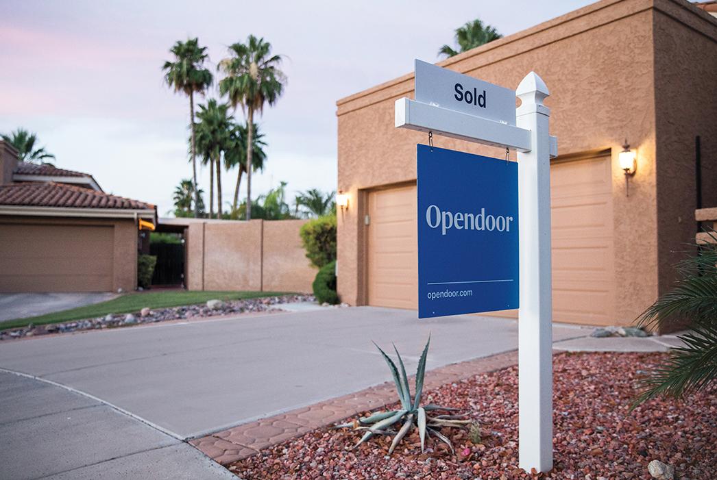 Opendoor Sign