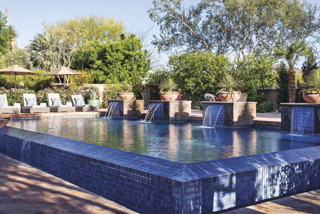 Scottsdale poolscape