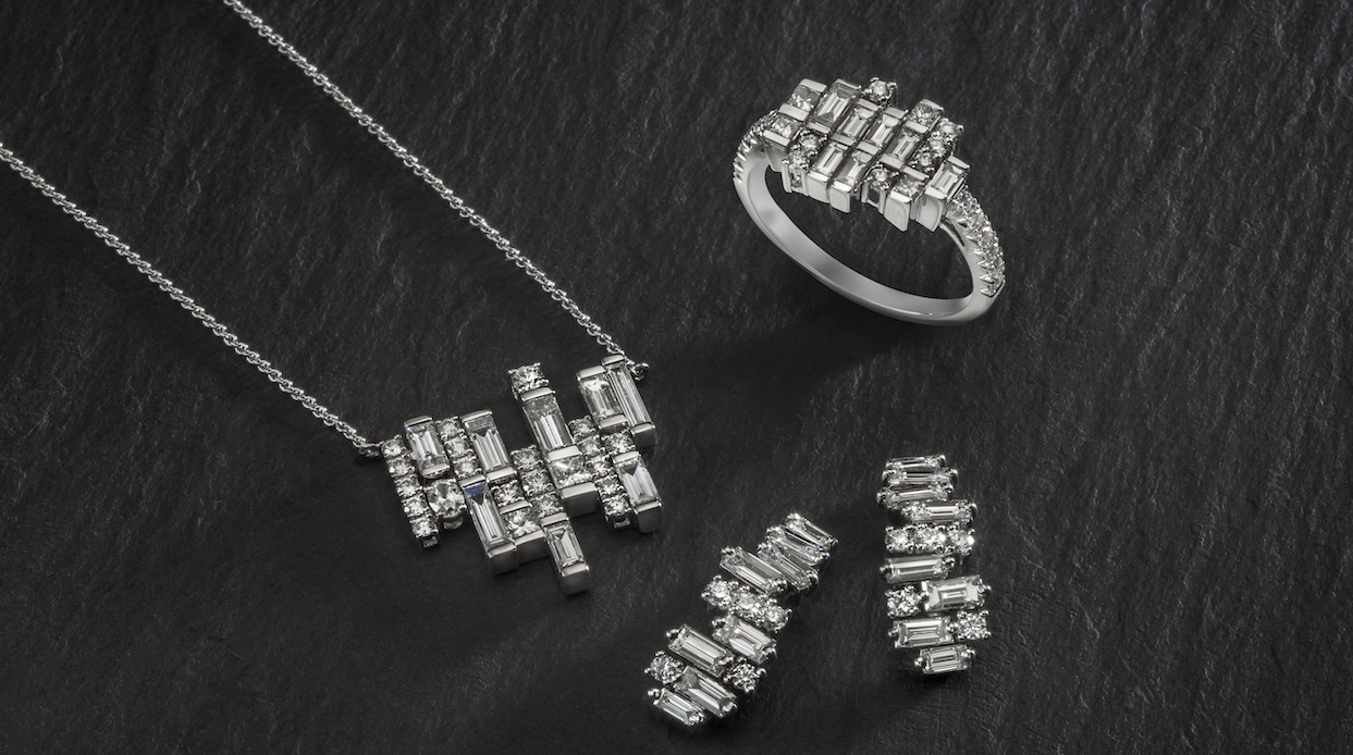 Oliver Smith Jeweler Cairn Collection