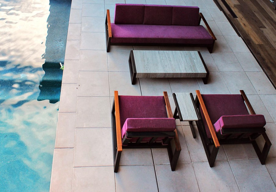 Modern patio furniture by CC Patio