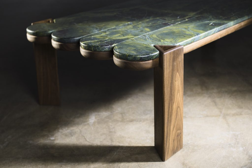 Plural table by Levi Christiansen