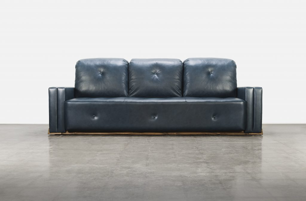 There, There Sofa by Levi Christiansen